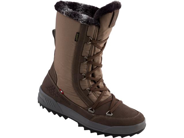 78a3994f0cc51 Dachstein Hannah GTX Shoes Women brown at Addnature.co.uk